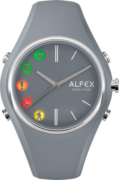 Мужские часы Alfex 5767-2004 вытяжка со стеклом cata ceres 600 blanca