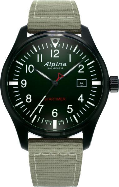 Мужские часы Alpina AL-240B4FBS6 ryad mogador al madina ex lti al madina palace 4 агадир