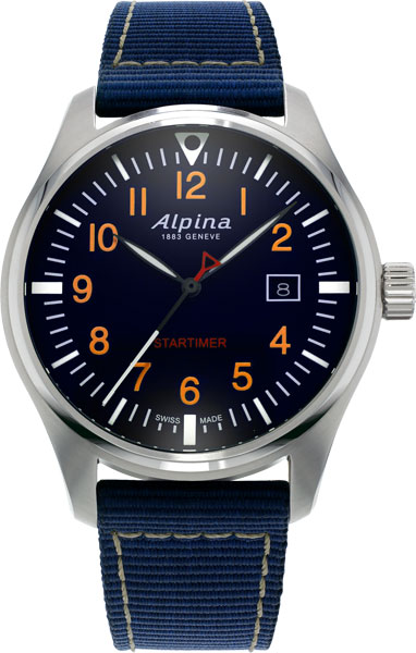 Мужские часы Alpina AL-240N4S6 ryad mogador al madina ex lti al madina palace 4 агадир
