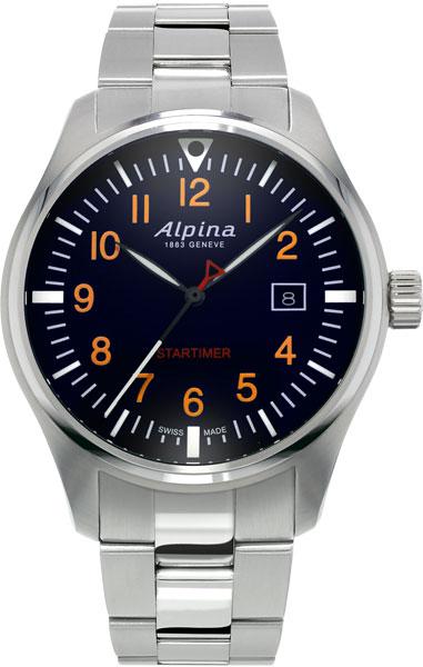 Мужские часы Alpina AL-240N4S6B