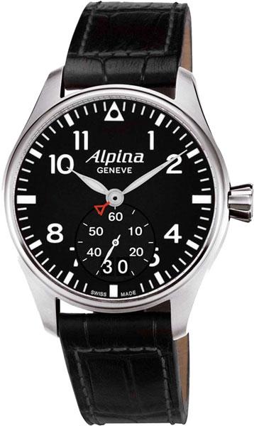 Мужские часы Alpina AL-280B4S6 alpina al 525n4e6