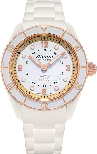 Женские часы Alpina AL-281WY3V4 alpina al 525n4e6