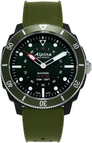 Мужские часы Alpina AL-282LBGR4V6 alpina al 525n4e6