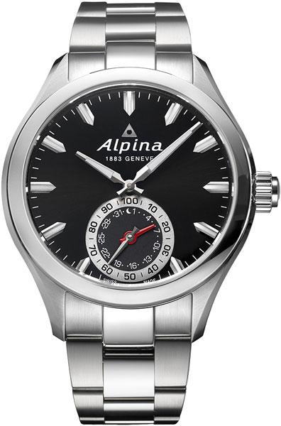 Мужские часы Alpina AL-285BS5AQ6B мужские часы alpina al 280n4s6