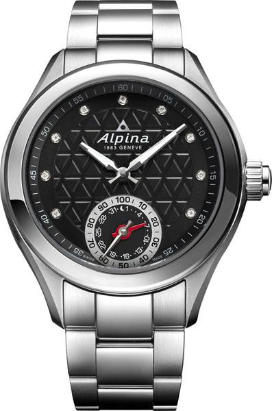 Умные швейцарские часы alpina