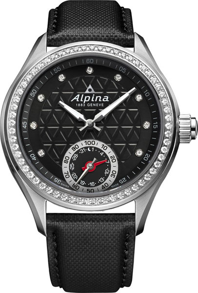 Женские часы Alpina AL-285BTD3CD6 alpina al 525n4e6