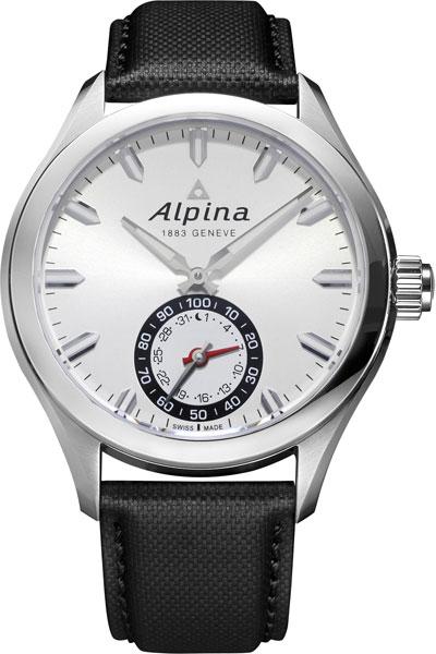 Мужские часы Alpina AL-285S5AQ6 alpina al 525n4e6