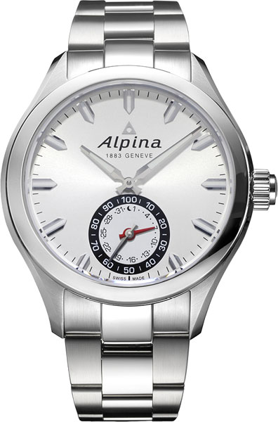Мужские часы Alpina AL-285S5AQ6B alpina al 525n4e6