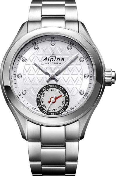 Женские часы Alpina AL-285STD3C6B alpina al 525n4e6