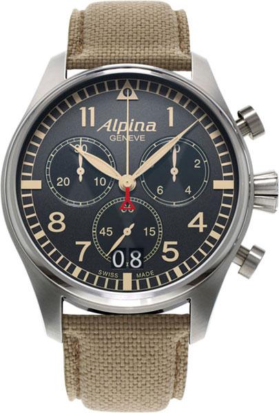 Мужские часы Alpina AL-372BGR4S6