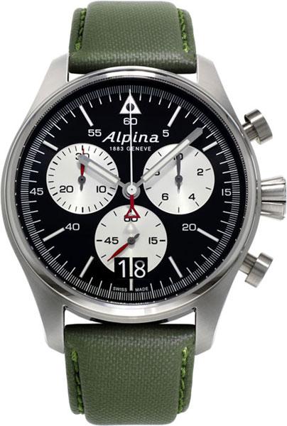Мужские часы Alpina AL-372BS4S6