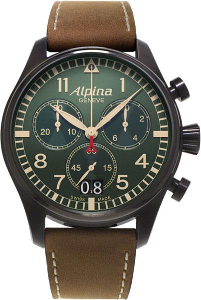 Мужские часы Alpina AL-372GR4FBS6 ryad mogador al madina ex lti al madina palace 4 агадир