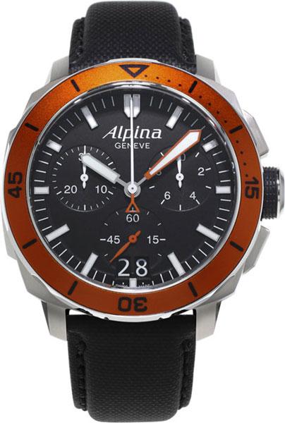 Мужские часы Alpina AL-372LBO4V6