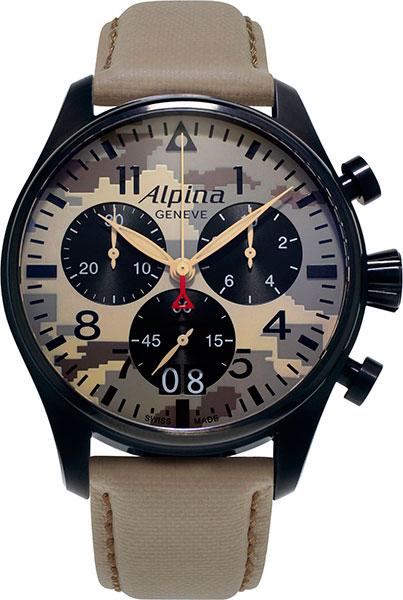 Мужские часы Alpina AL-372MLY4FBS6 alpina al 525n4e6