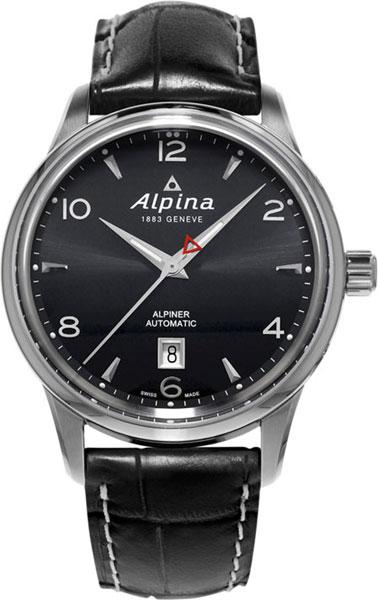 Мужские часы Alpina AL-525B4E6 alpina al 525b4e6