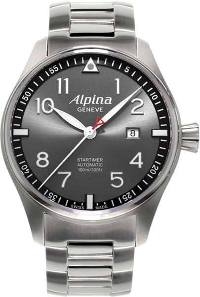 Мужские часы Alpina AL-525GB4S6B alpina al 525n4e6