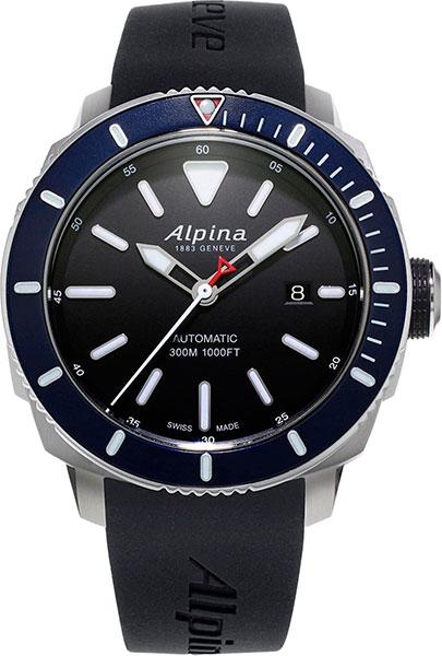 Мужские часы Alpina AL-525LBN4V6 alpina al 525n4e6