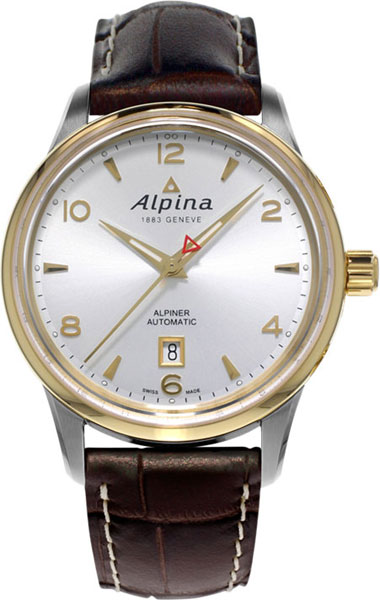 Мужские часы Alpina AL-525S4E3 мужские часы alpina al 282lnn4v6