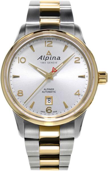 Мужские часы Alpina AL-525S4E3B мужские часы alpina al 280n4s6