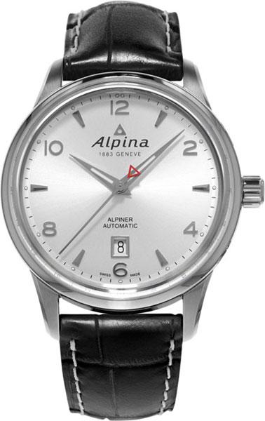 Мужские часы Alpina AL-525S4E6 мужские часы alpina al 280n4s6