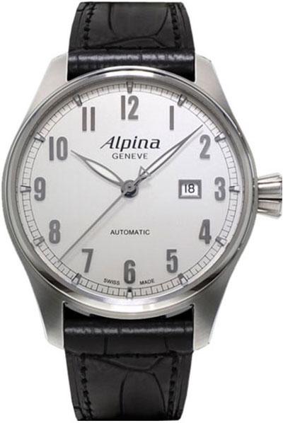 Мужские часы Alpina AL-525SC4S6 мужские часы alpina al 280n4s6
