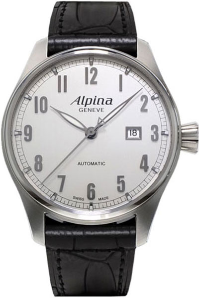 Мужские часы Alpina AL-525SC4S6 alpina al 525n4e6