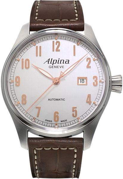 Мужские часы Alpina AL-525SCR4S6 мужские часы alpina al 280n4s6