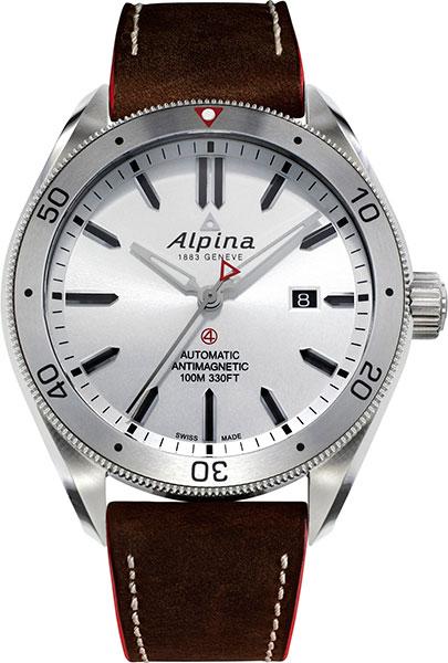 Мужские часы Alpina AL-525SS5AQ6 alpina al 525n4e6