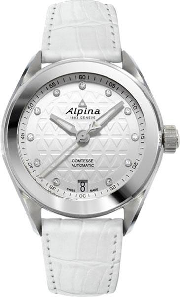 Женские часы Alpina AL-525STD2C6 alpina al 525n4e6