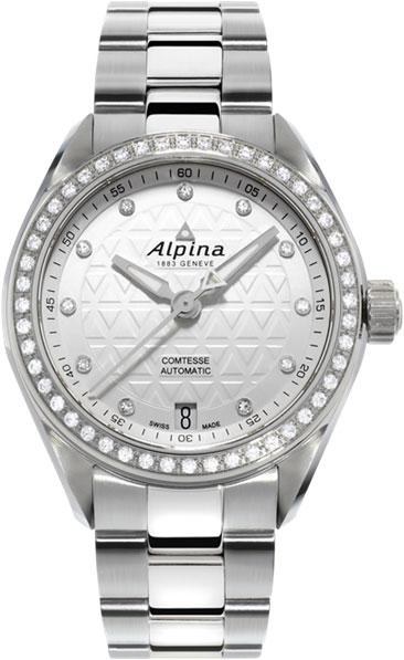 Женские часы Alpina AL-525STD2CD6B alpina al 525n4e6