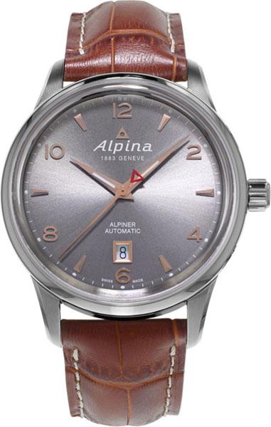 Мужские часы Alpina AL-525VG4E6 мужские часы alpina al 280n4s6
