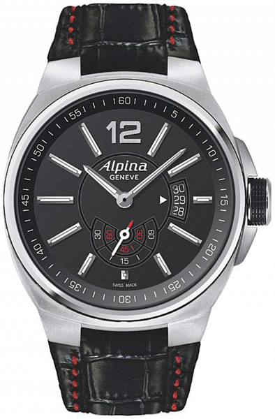 Мужские часы Alpina AL-535AB5AR26 alpina al 525n4e6