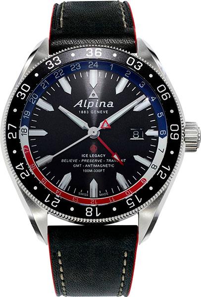 Мужские часы Alpina AL-550GRN5AQ6 alpina al 525n4e6