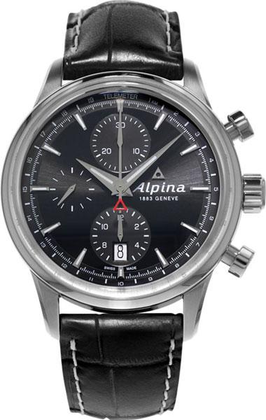 Мужские часы Alpina AL-750B4E6-ucenka
