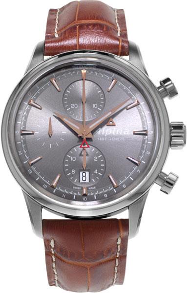 Мужские часы Alpina AL-750VG4E6 alpina al 750vg4e6