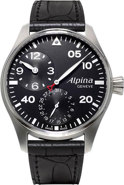 Мужские часы Alpina AL-950B4S6 alpina al 525n4e6