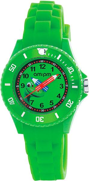 Детские часы AM:PM DP154-K340 am pm крючок am pm awe a1535600 двойной
