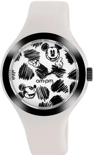 Детские часы AM:PM DP155-U345 полотенцедержатель am pm inspire двойная 60 см a50336464