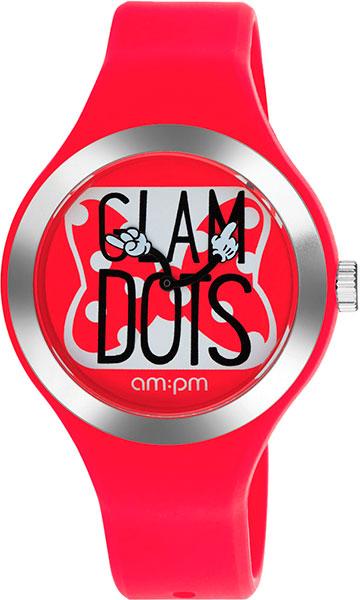 Детские часы AM:PM DP155-U352 am pm крючок am pm awe a1535600 двойной