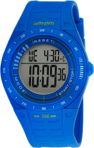Мужские часы AM:PM PC123-U112
