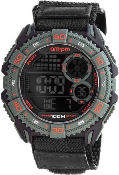 Мужские часы AM:PM PC166-G403 am pm крючок am pm awe a1535600 двойной