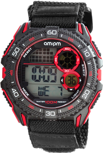 Мужские часы AM:PM PC166-G404