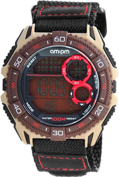 Мужские часы AM:PM PC166-G405