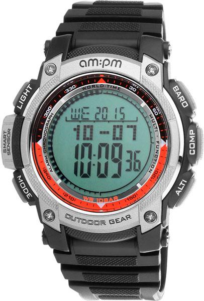 Мужские часы AM:PM PC167-G406