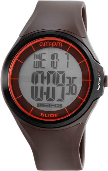 Мужские часы AM:PM PC170-U415