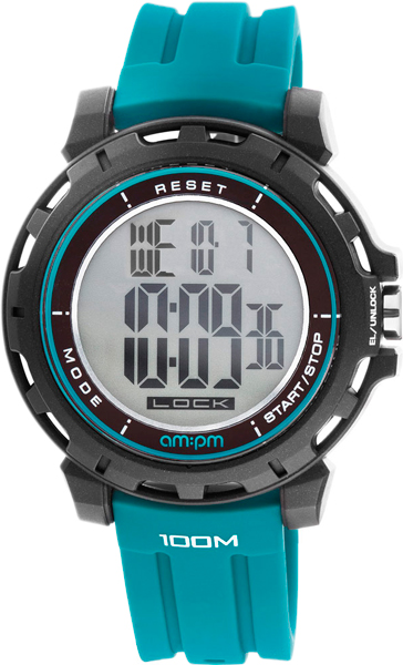 Мужские часы AM:PM PC171-G420