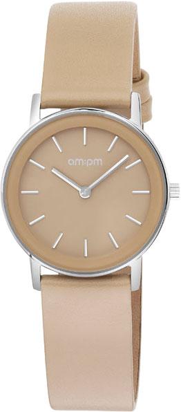 Женские часы AM:PM PD131-L143 полотенцедержатель am pm inspire двойная 60 см a50336464