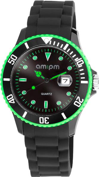 Мужские часы AM:PM PM139-G220 цена