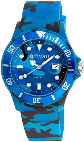 Мужские часы AM:PM PM139-G292 цена