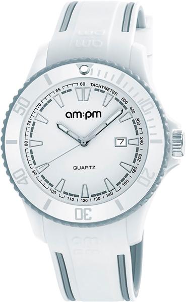 лучшая цена Мужские часы AM:PM PM191-G493
